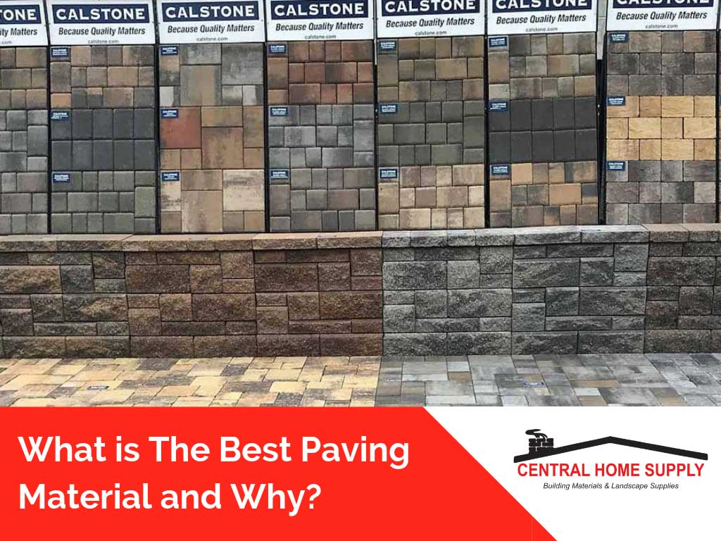 Best Paving Material