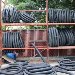 Flexible Corrugated Drain Pipe - Central Home Supply, Santa Cruz CA