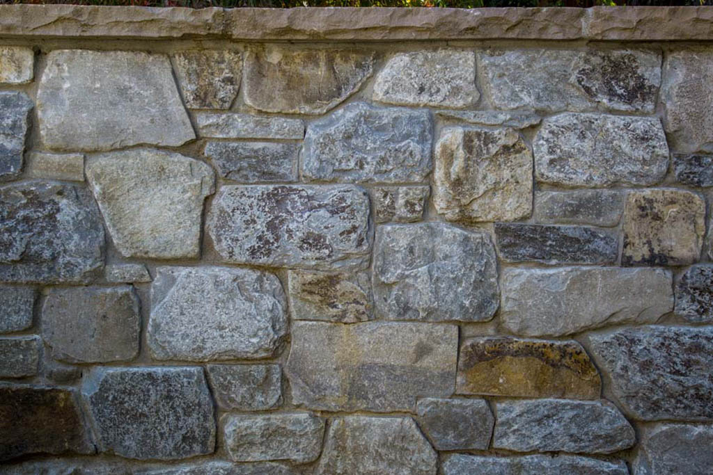How To Improve The Design Of Your Traditional Retaining Wall