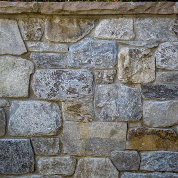 Retaining Wall Stone Wall Central Home Supply - Santa Cruz CA